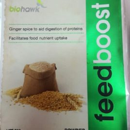 Biohawk Feed Boost Powder