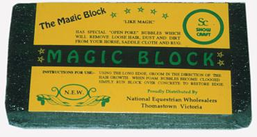 Magic Grooming Block