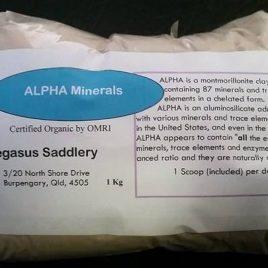 ALPHA Minerals