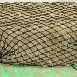 Slow Feeder Hay Bale Net