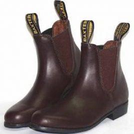 Baxter Appaloosa Riding Boots